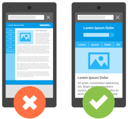 Mobile Optimization - What makes a website mobile-friendly?